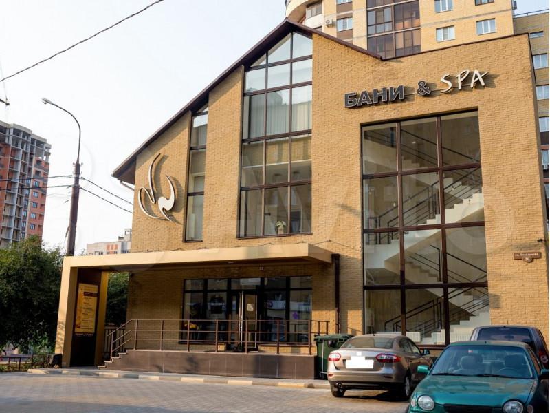 Продажа.Здание 882 кв.м. в Воронеже по адресу : ул. Хользунова, д.36