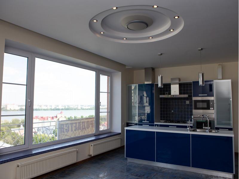 Продажа. Квартира 4-х комнатная в центре Воронежа, площадью - 173 кв.м.